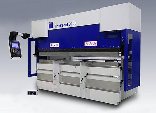 TruBend 3120 CNC Bending